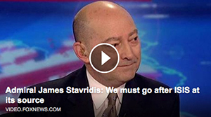 James Stavridis on FOXNEWS Insider