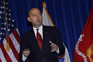 USNI News photo of Admiral James Stavridis