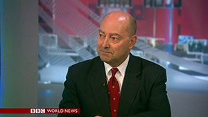 BBC News photo of Admiral James Stavridis